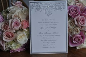 Party Harty, weddings, wedding gallery, invitations, wedding invitations, calligraphy